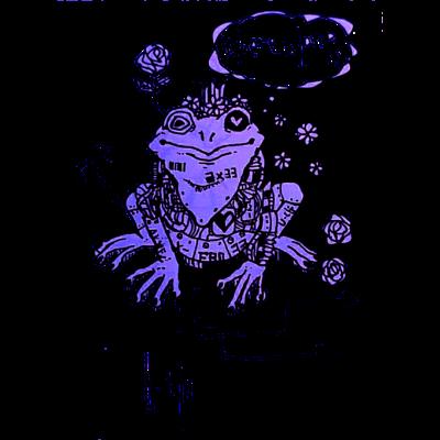 カエルのallexとTommy
