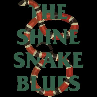 the shine snake blues