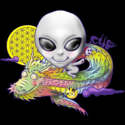 ×Nao 開運の宇宙人