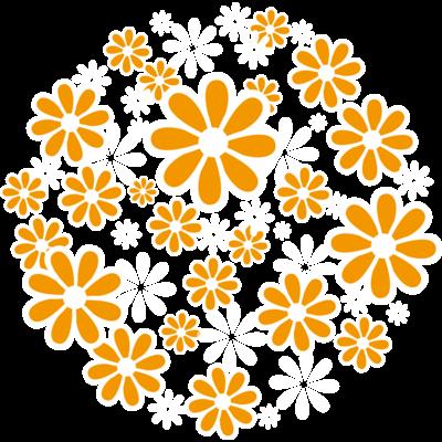 ハナ*ハナ_オレンジ