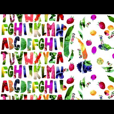 Alphabet&Vegetables