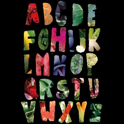 Alphabet of Vegetables
