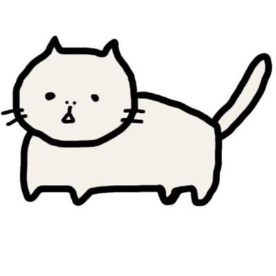 ぶちゃ猫のサンミー