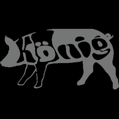 König Schwein