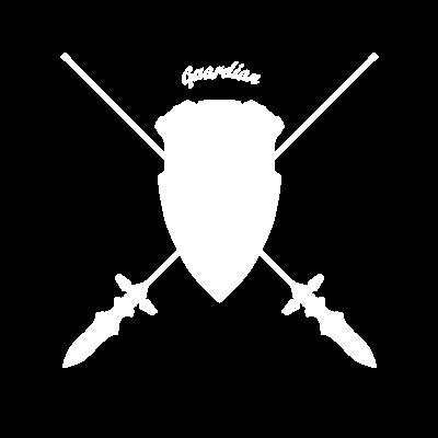 """Guardian"" ガーディアン_Black"