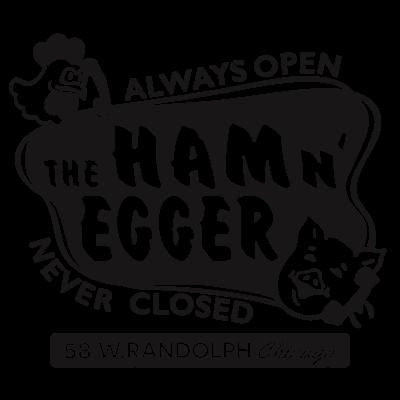 THE HAMN EGGER