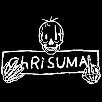 ChRiSUMA GLITCH LOGO