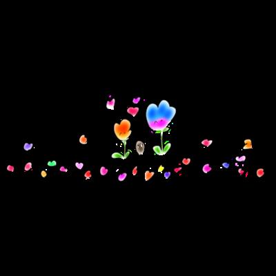 ハートの花を咲かせよう