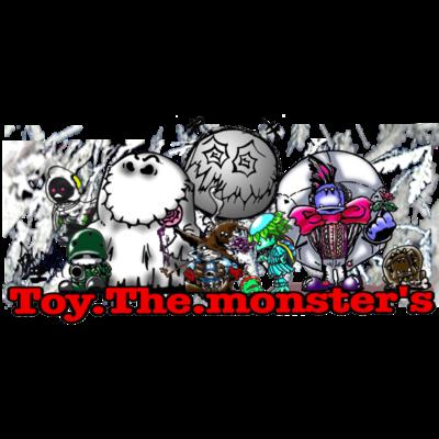 Toy.The.monster's オリジナルキャラ