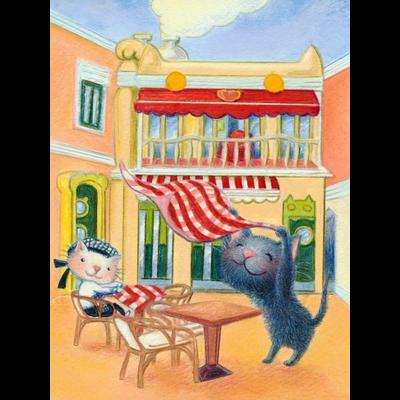 RORO&RARA招き猫ハウス