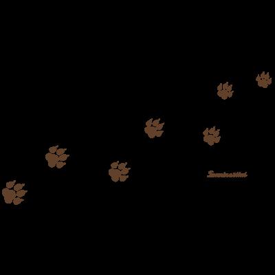 シンプル 犬の足跡グッズ🐾