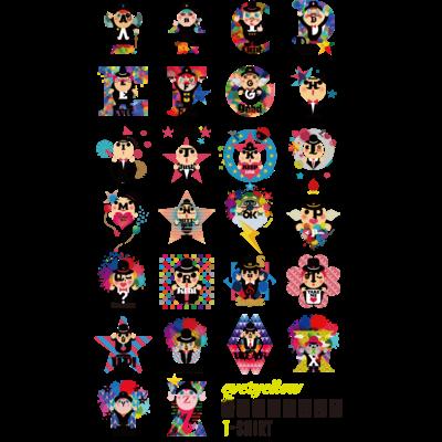 アルファベットシリーズ