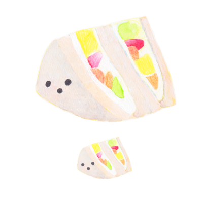 パン(iPhoneケース)