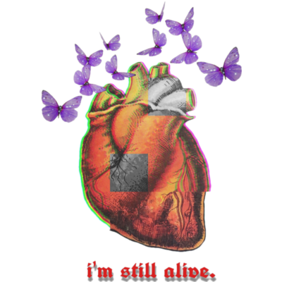 I'm still alive🖤