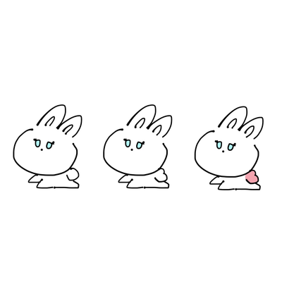 ドキドキ토끼