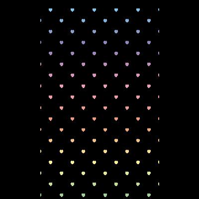 ハート パターン