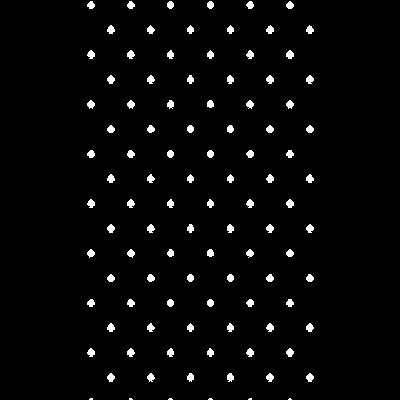 スペード パターン