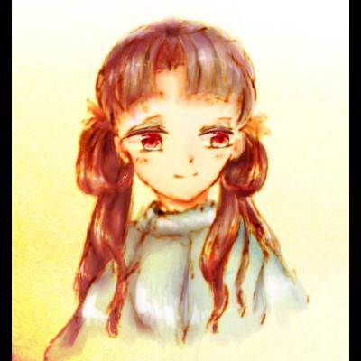 「さげみづら髪の童」アイテムズ