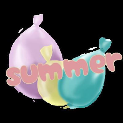 summer 水風船