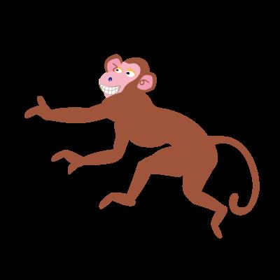 お猿モンキー物語り