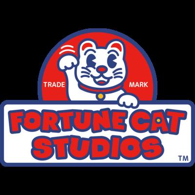 FORTUNE CAT STUDIOS スタジオロゴ シリーズ