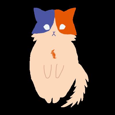おすまし猫(3)