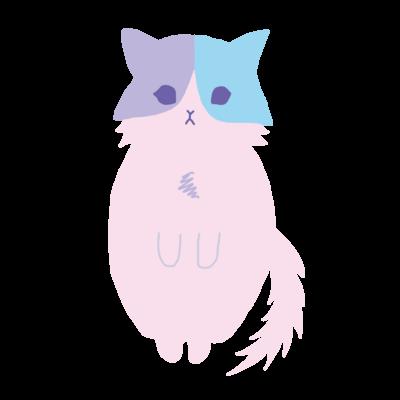おすまし猫(4)