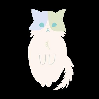 おすまし猫(5)