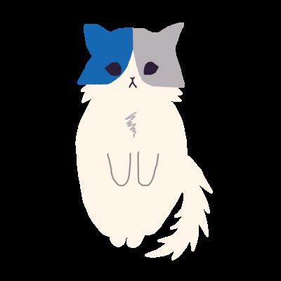 おすまし猫(6)