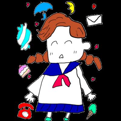 ゆめかわセーラー服シリーズ