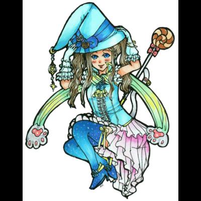 魔法少女miku