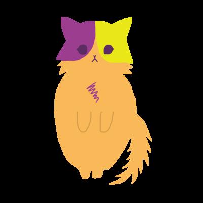 おすまし猫(7)