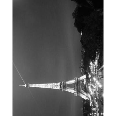 Last Night -La Tour Eiffel-