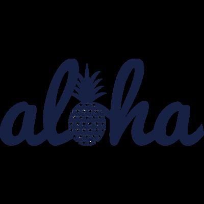 aloha(star)018 navy