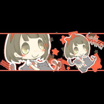 【2月】描きおろしグッズシリーズ