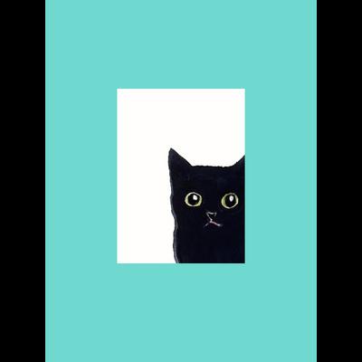 猫スマホケース