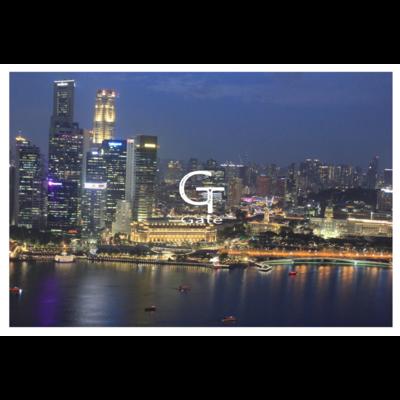 シンガポールからのギフト