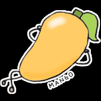 マンゴー!