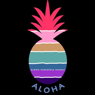 ALOHA パイナップル 148