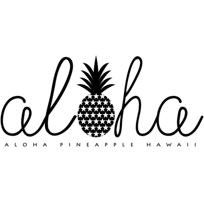 aloha pineapple (black)star 129
