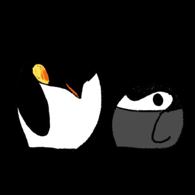 まんまるペンギン