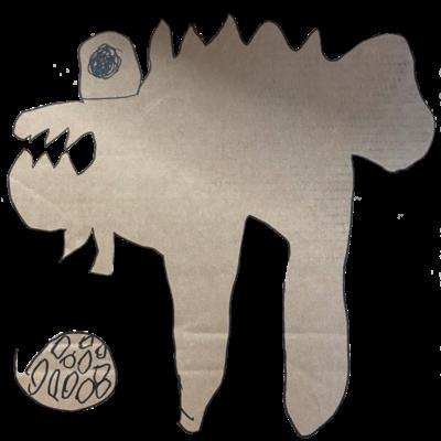かんちゃんの恐竜