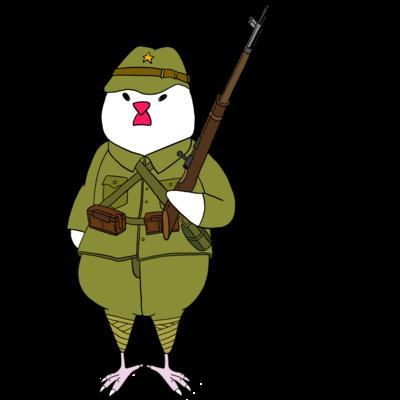 大日本帝国文鳥