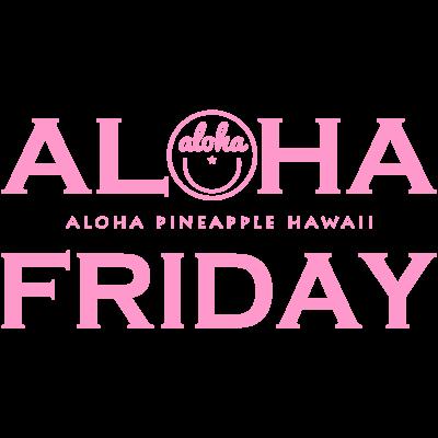 ALOHA FRIDAY 153 (PINK)