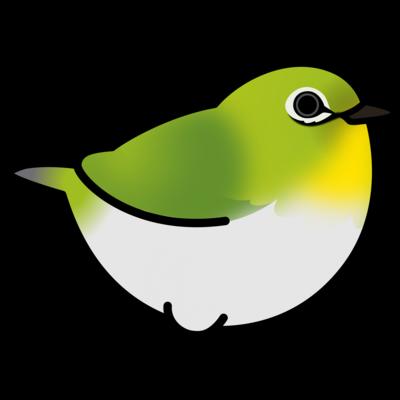 Chubby Bird メジロ