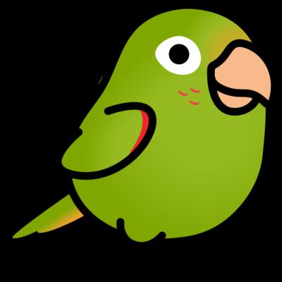 Chubby Bird メジロメキシコインコ
