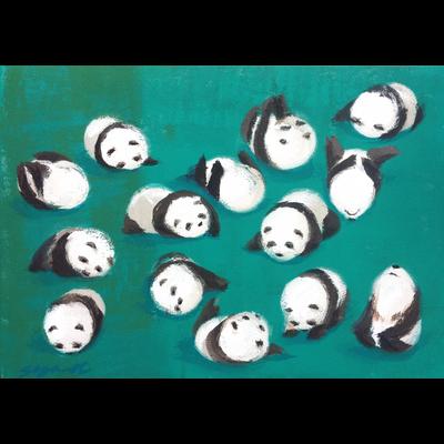ゴロゴロパンダのオモイデ
