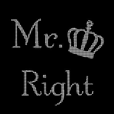 千鳥柄 Mr.Right