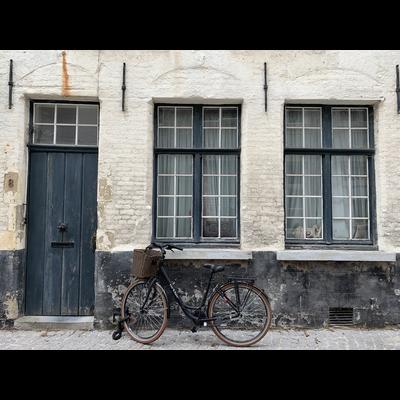 自転車 ブルージュ