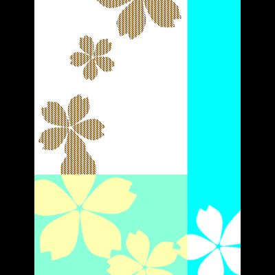 桜夏カラー